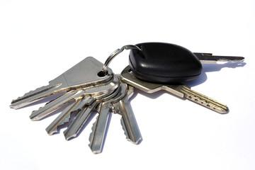 photo trousseau de clés